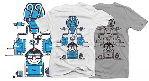 I Love A Parade T Shirt Designer