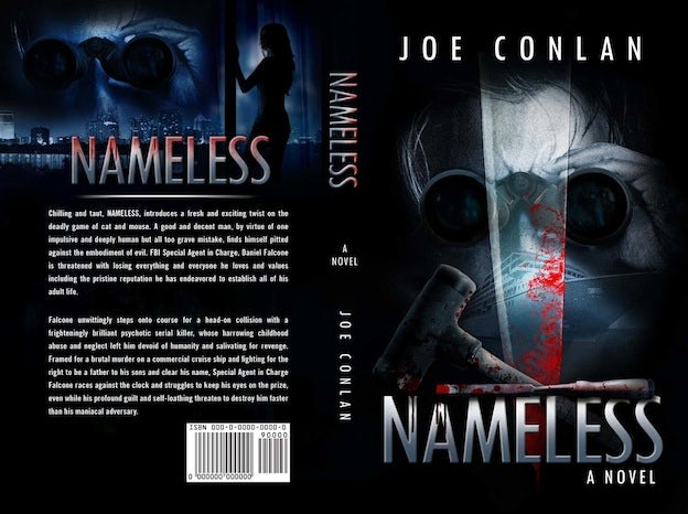 nameless book cover