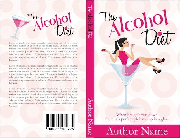 Book cover design by Ranooshka