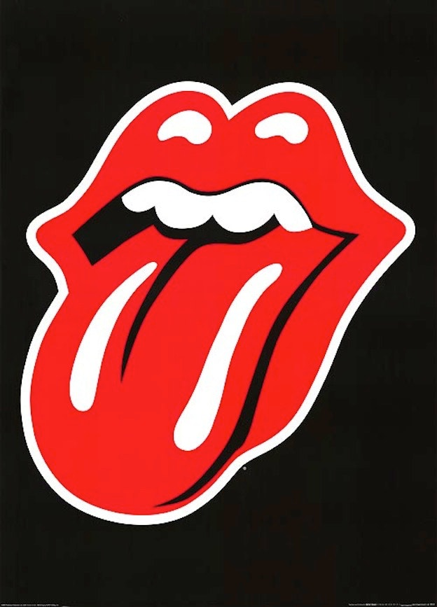 The Rolling Stones Lips