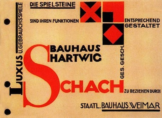 bauhaus typography advertising 10