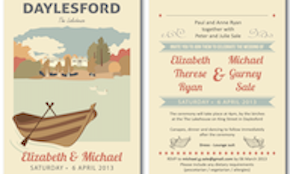 Getting hitched? 6 tips for the perfect wedding invitation design