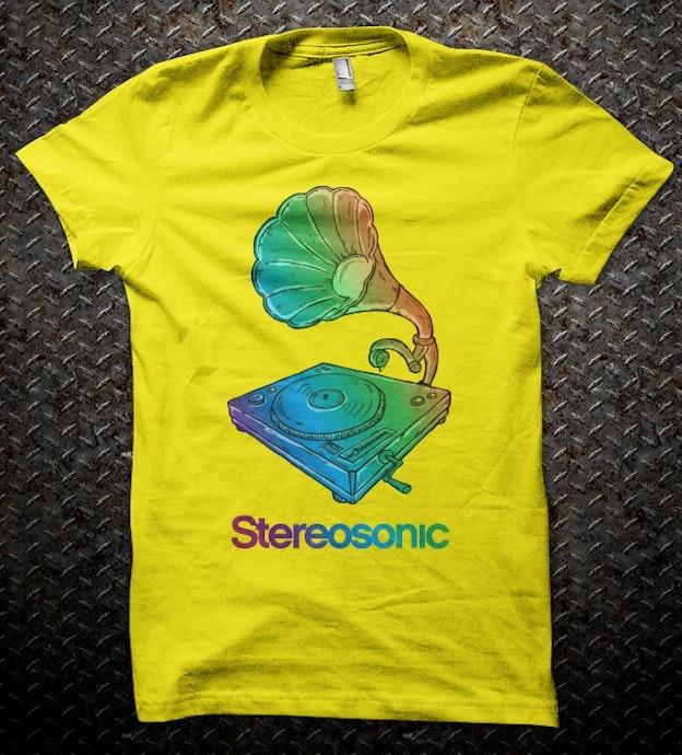 Stereosonic - JK