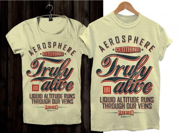AeroSphere T-Shirt Contest Winner