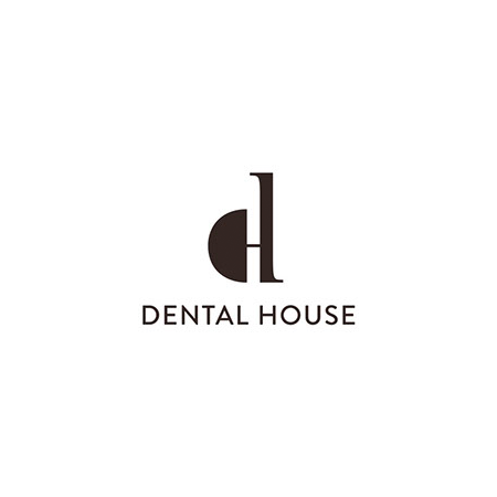 simple dental logo