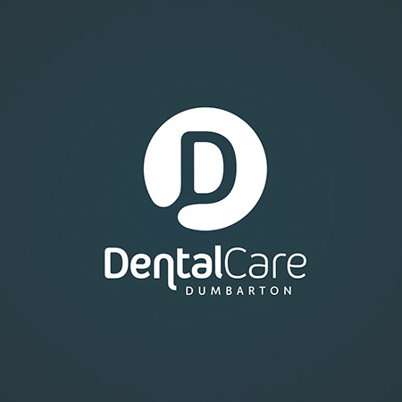 minimalistic dental logo