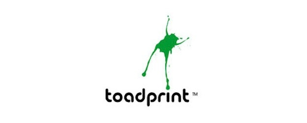 Toad Print