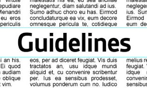The ultimate guide on how to use guidelines