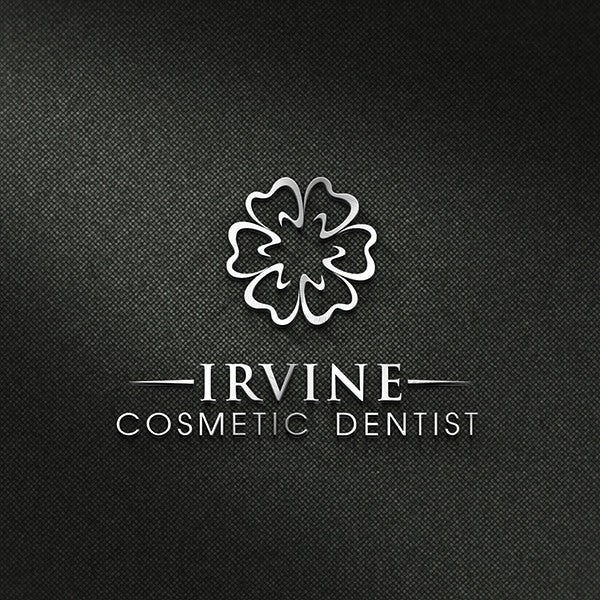 tooth flower irvine cosmetic dentist logo
