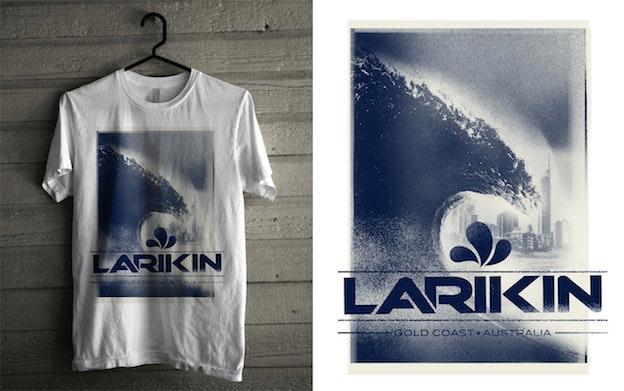 designer profile - larkin