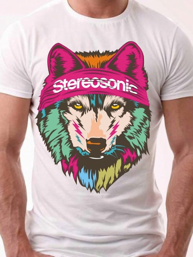 Stereosonic T-shirt Design Contest winner #1
