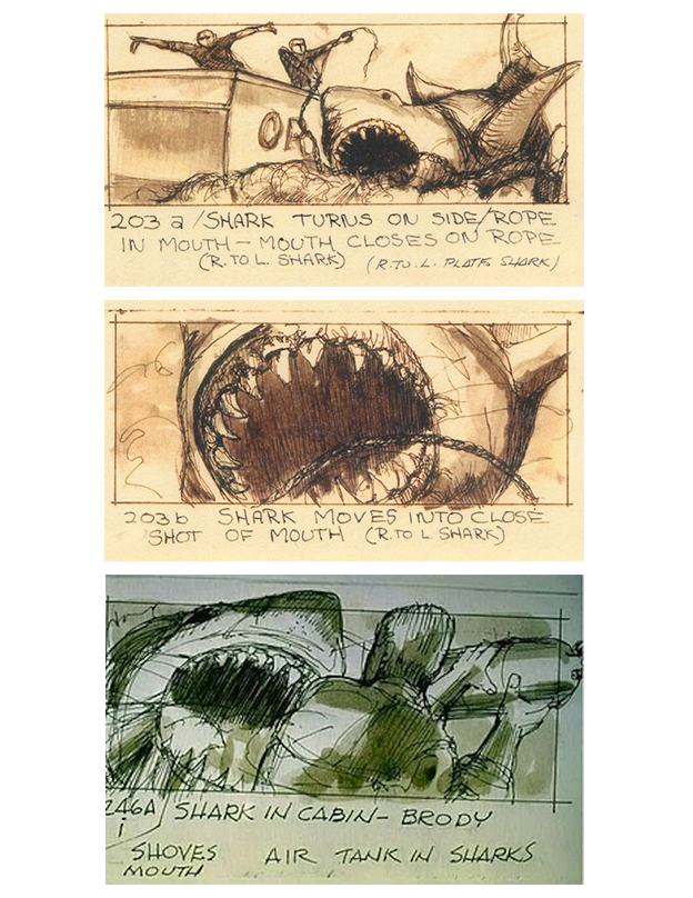Film Storyboards | From Sketch To Spectacle Famous Movie Storyboards Designer Blog