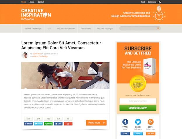Creative Inspiration Blog