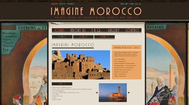 Imagine Morocco