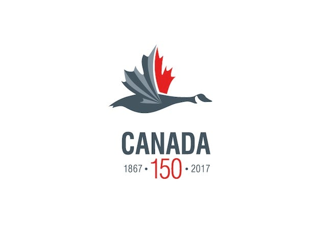 150th Canadian birthday logo by JacklNicholls04