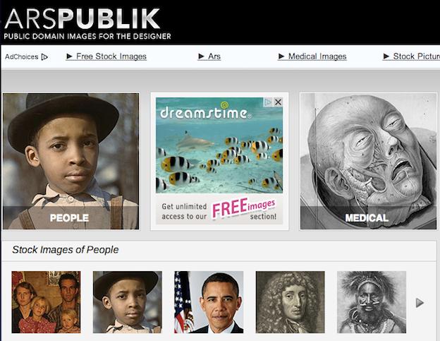 free public domain image websites ARSPublik