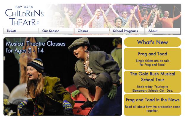 Bay Area Children's Theatre