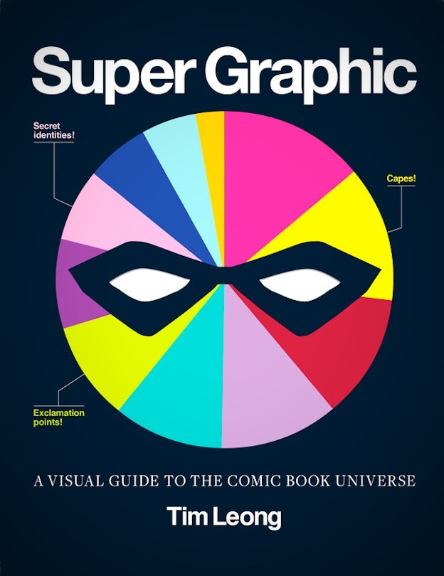 Gift Guide - Super Graphic