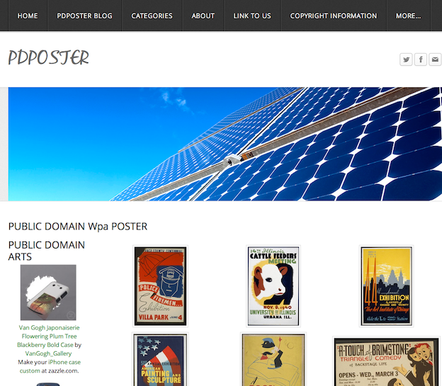 free public domain image websites pdposter