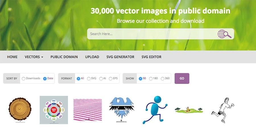 public domain vectors