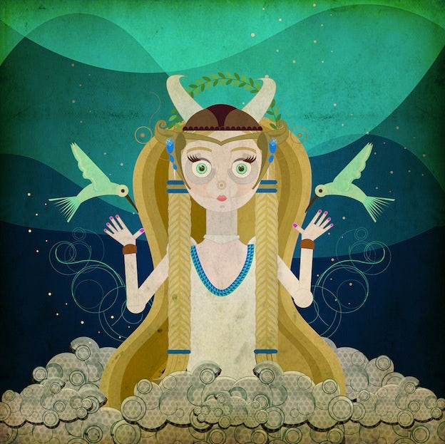Diosas Mitológicas