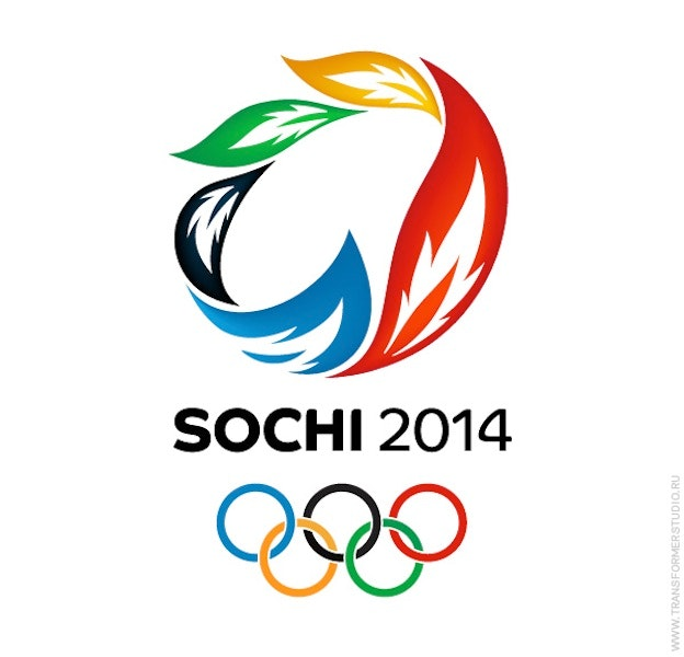 Alternate Sochi Logo