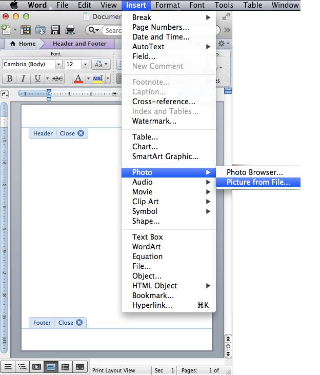 Design Letterhead In Word: Convert your original design into a Microsoft Word letterhead templaterh:99designs.com,Design