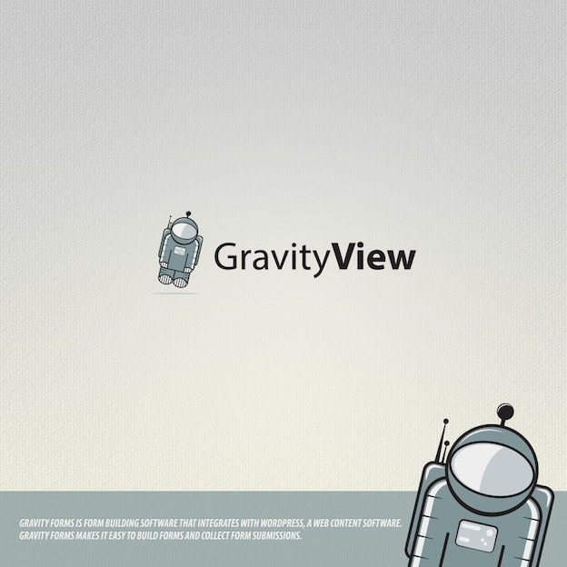 Winner of the Top 9 at 99 for February 2014 - Gravity View Logo by gogocreative