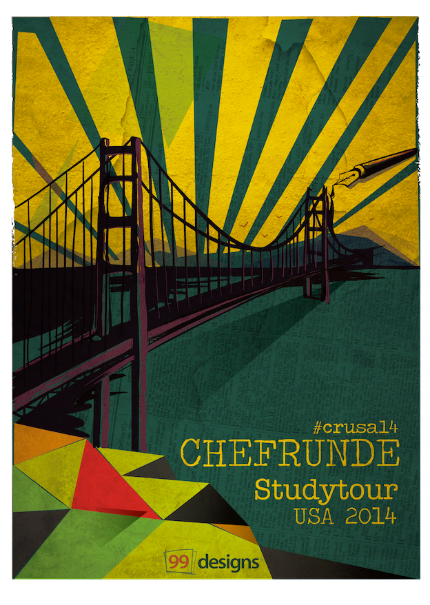 99designs Chefrunde Community Contest - entry by Alexandar®