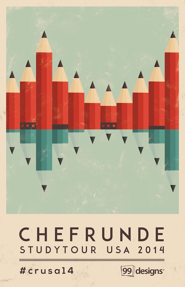 99designs Chefrunde Community Contest - Winning design by A&V