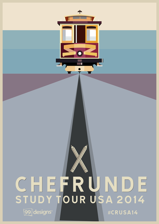 99designs Chefrunde Community Contest - entry by Descience