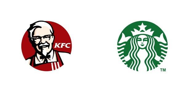 Famous-Face-Logos