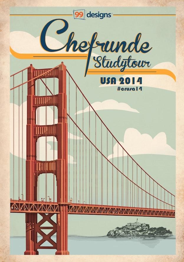 99designs Chefrunde Community Contest - entry by Marecki