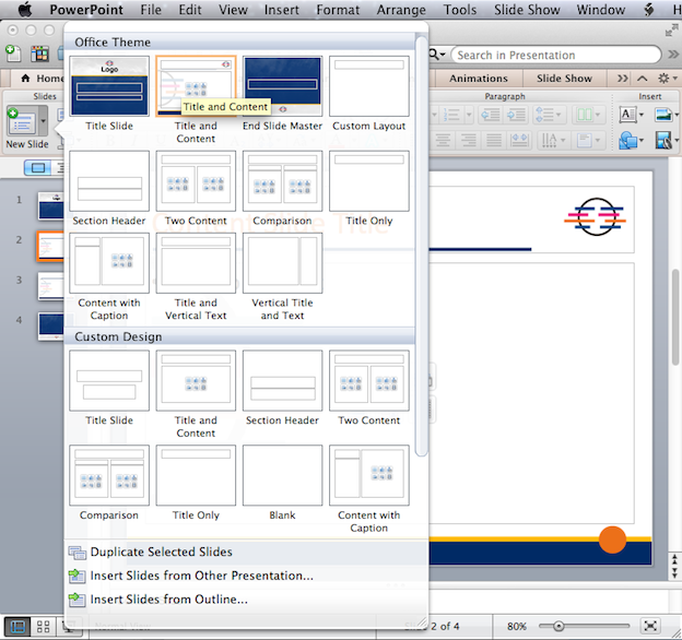 Create a custom PowerPoint template - 99designs Blog