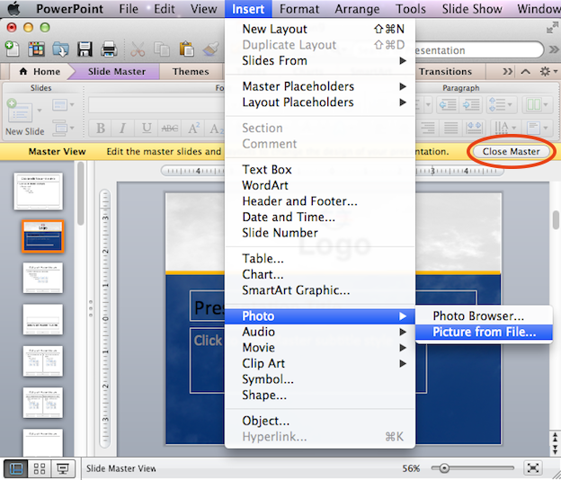 How to add branded templates to Word, Excel & PowerPoint start pages
