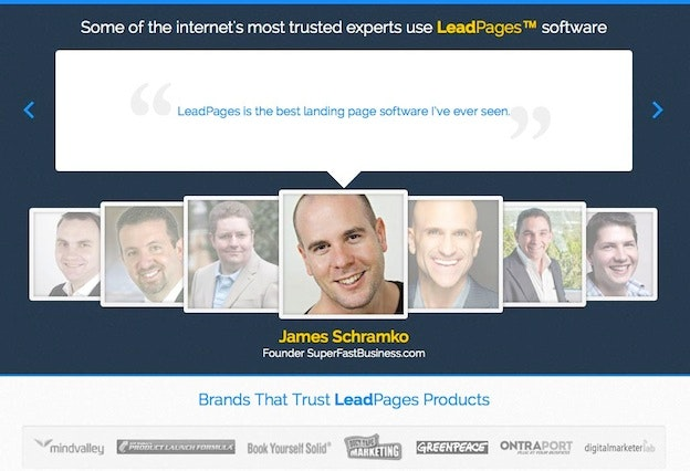 2 - Leadpages