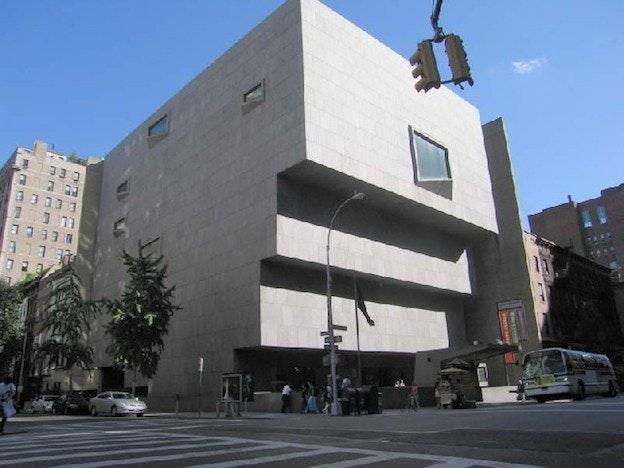 ホイットニー美術館、ニューヨーク市 (Marcel Breuer)