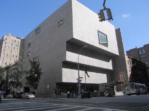 Le Whitney Museum of Art Art de New York (Marcel Breuer)