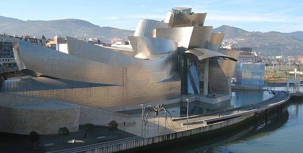Guggenheim, Bilbao (Frank Gehry)