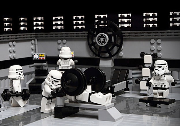Hardcore Stormies Hit The Gym by W_Minshull on Flickr