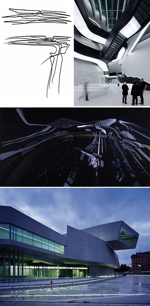 MAXXI Museum (edited)