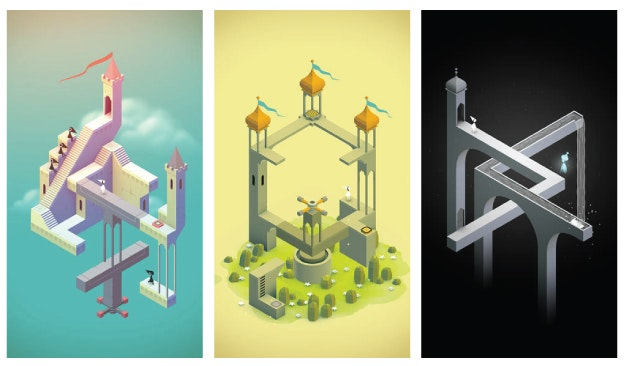 App Design: Monument Valley