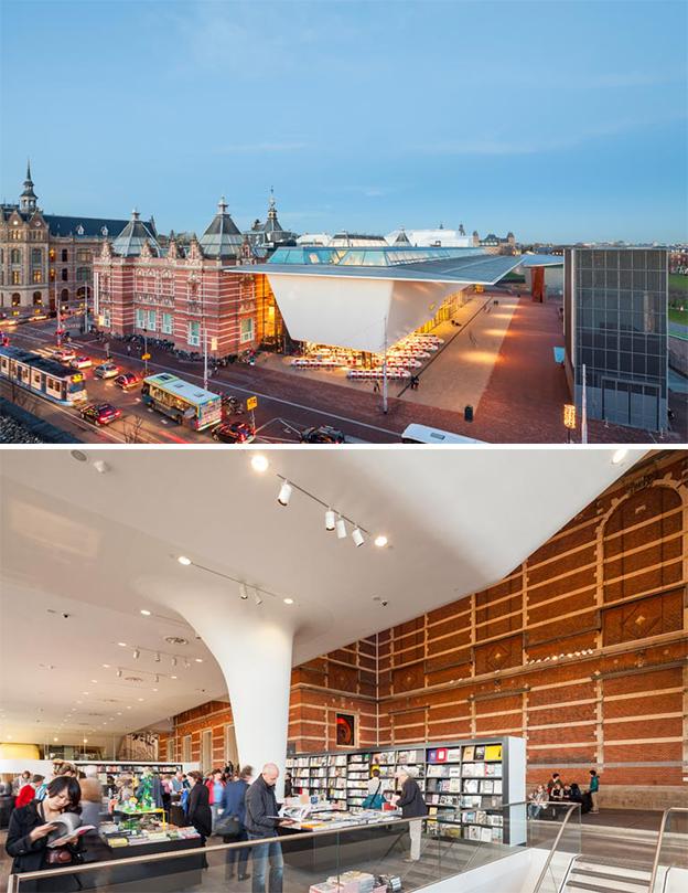 Musée Stedelijk, Amsterdam (Benthem Crouwel)