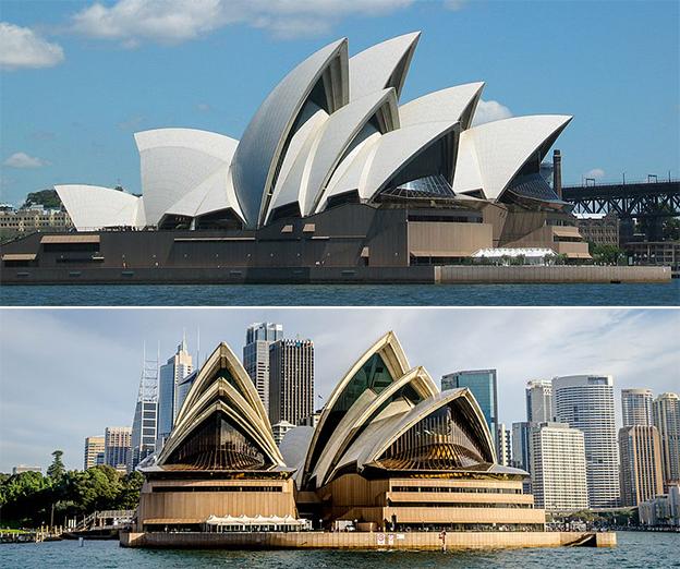 シドニー・オペラハウス、シドニー