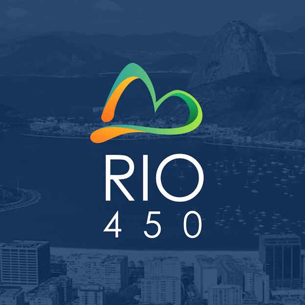 Designer.du — Rio's 450th anniversary