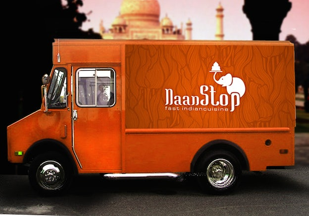 30 food truck designs to serve up summer 99designs. Black Bedroom Furniture Sets. Home Design Ideas