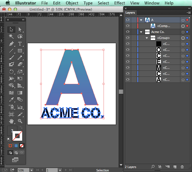 How to create a clear background in illustrator
