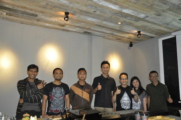 99designs Cafe Jakarta July 3