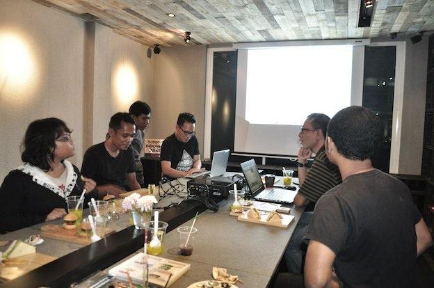 99designs Cafe Jakarta July 4