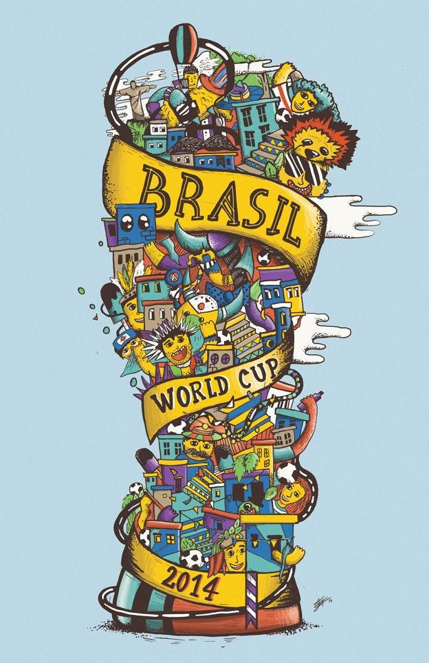 Brasil-trophy